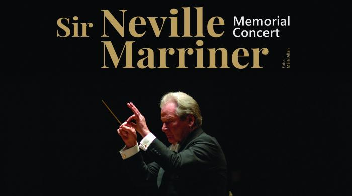 Marriner © Sir Neville Marriner Memorial Concert